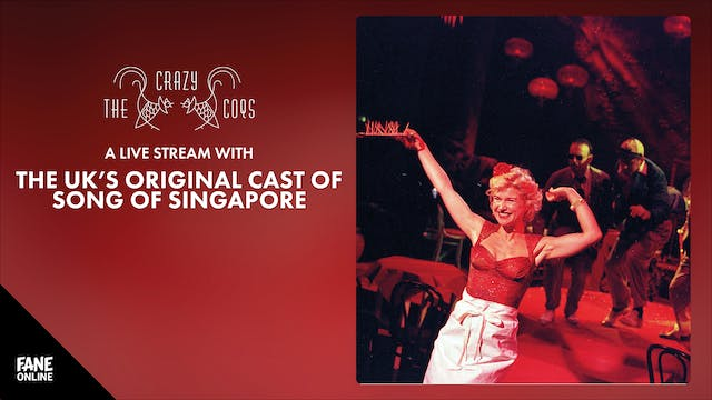 UK's Cast of 'Song of Singapore': 25 Oct, 21:15 UK
