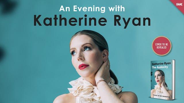 Katherine Ryan live from Hackney: 24 Sep, 19:00 UK