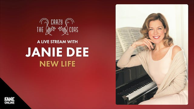Crazy Coqs On Demand - Janie Dee: New Life