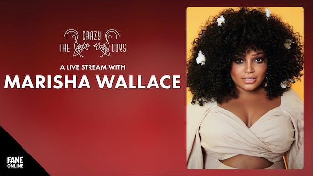 Crazy Coqs - Marisha Wallace: 4 Jun, 21:00 UK