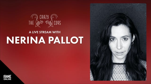 A Live Stream With Nerina Pallot - ON DEMAND