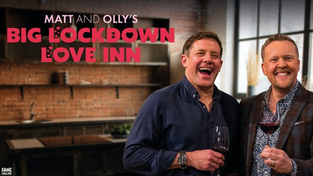 Matt & Olly's Big Lockdown Love Inn: 14 Feb