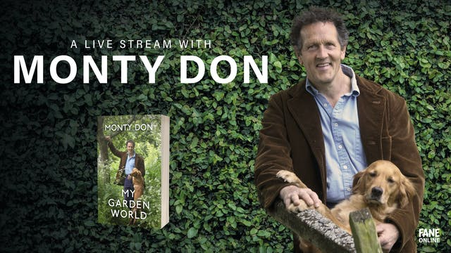 A Live Stream with Monty Don: 17 Sep 18:30