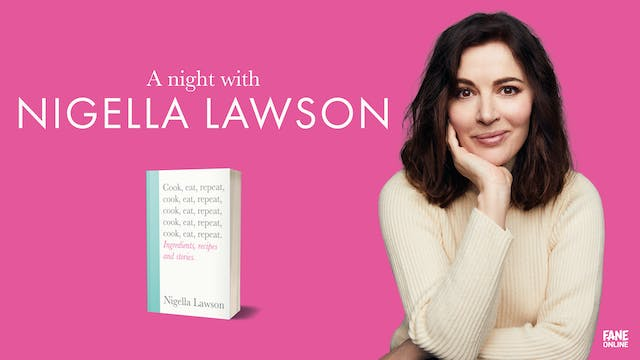 A Night In With Nigella Lawson: NEW ZEALAND ONLY