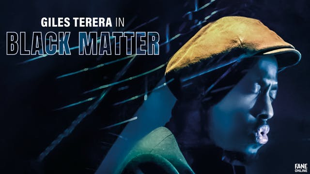 Giles Terera in Black Matter: 16 Feb 18:30