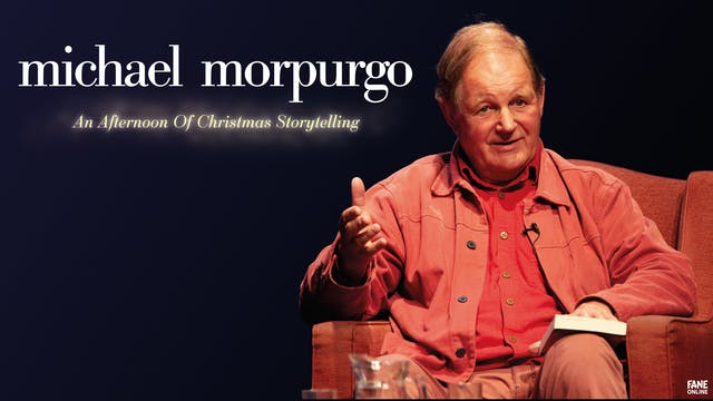 An Afternoon With Michael Morpurgo