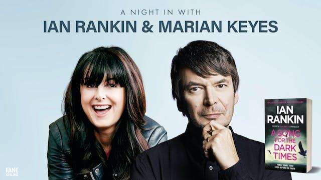 Ian Rankin & Marian Keyes: 5 Oct 18:30