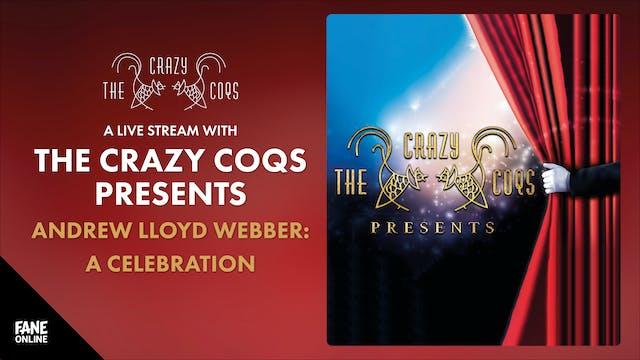 The Crazy Coqs Presents: 13 Sep 19:00
