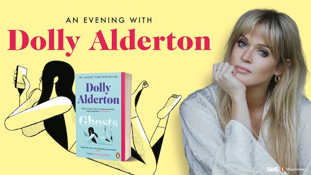 An Evening with Dolly Alderton: ON DEMAND