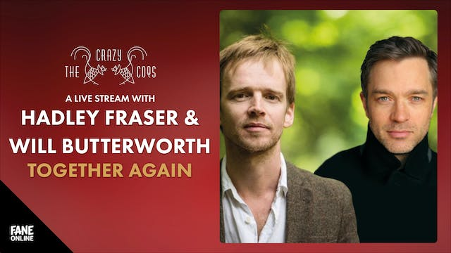 Crazy Coqs On Demand - Fraser & Butterworth