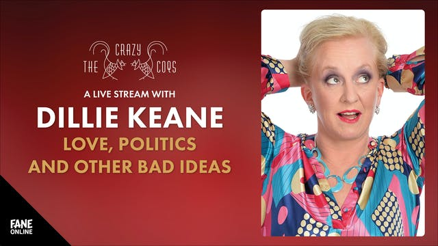 Crazy Coqs - Dillie Keane: 28 Jun, 21:00 UK