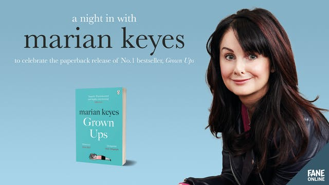 A Night In With Marian Keyes