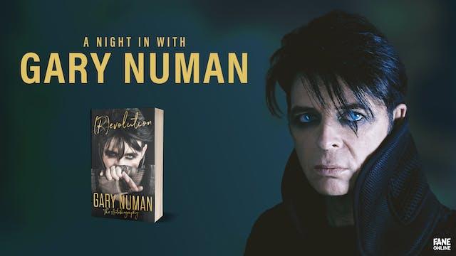 A Night In With Gary Numan: 4 Nov 18:30