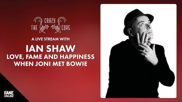 Crazy Coqs - Ian Shaw Live Stream: 1 Aug, 19:00 UK