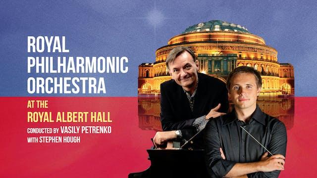 RPO at the Royal Albert Hall: 3 Jun 19:30 UK