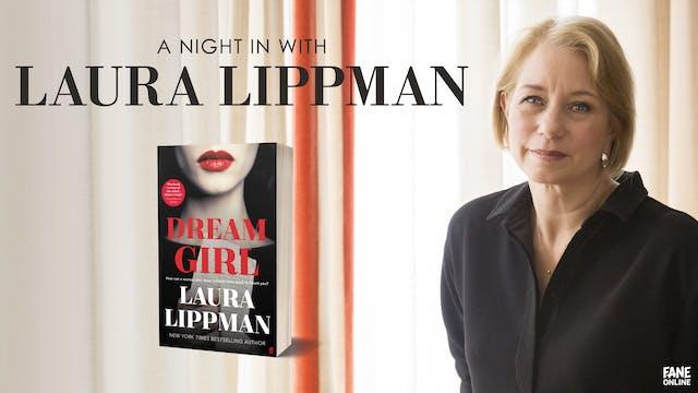 A Night In with Laura Lippman: 1 Jul, 18:30 UK