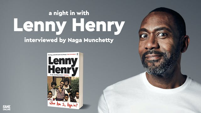 A Night In With Lenny Henry: 4 Jun, 18:30 UK