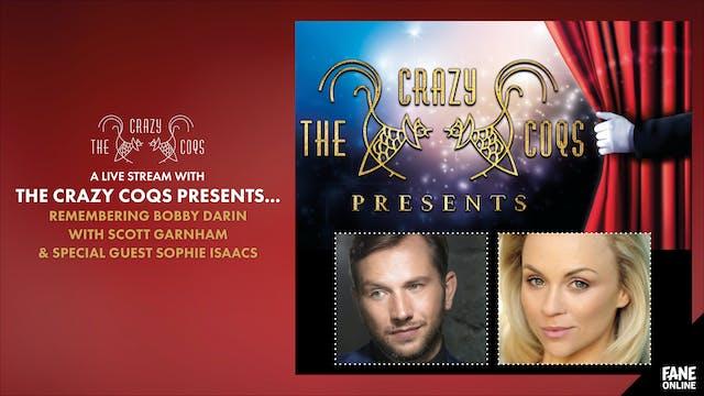 The Crazy Coqs Presents: 19 Oct 20:30