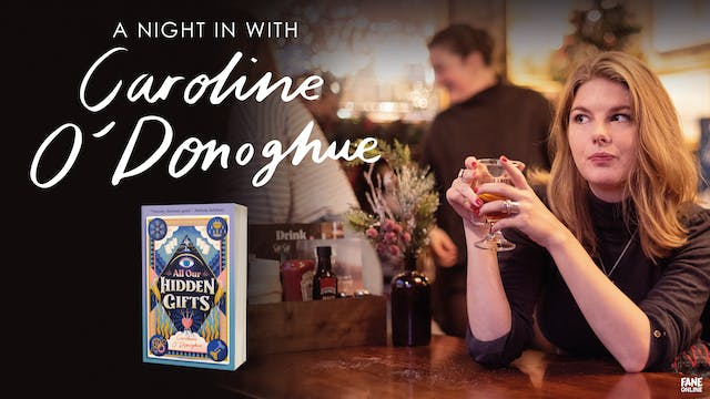 A Night In with Caroline O'Donoghue 27 May 18:30UK