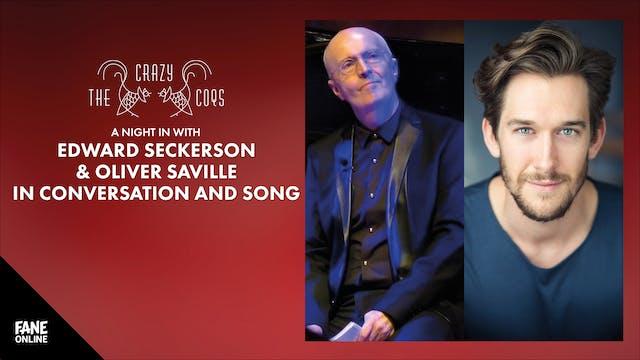 CC - Seckerson & Saville: ON DEMAND