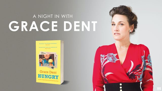 A Night In with Grace Dent: 11 Jun, 19:00 UK