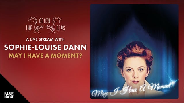 Crazy Coqs - Sophie-Louise Dann: 29 May, 19:00 UK