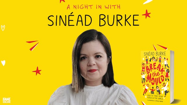 A Night In With Sinead Burke