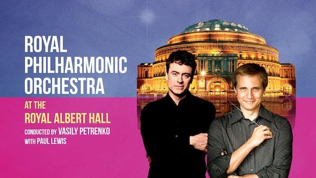 RPO at the Royal Albert Hall: 14 May 19:30 UK