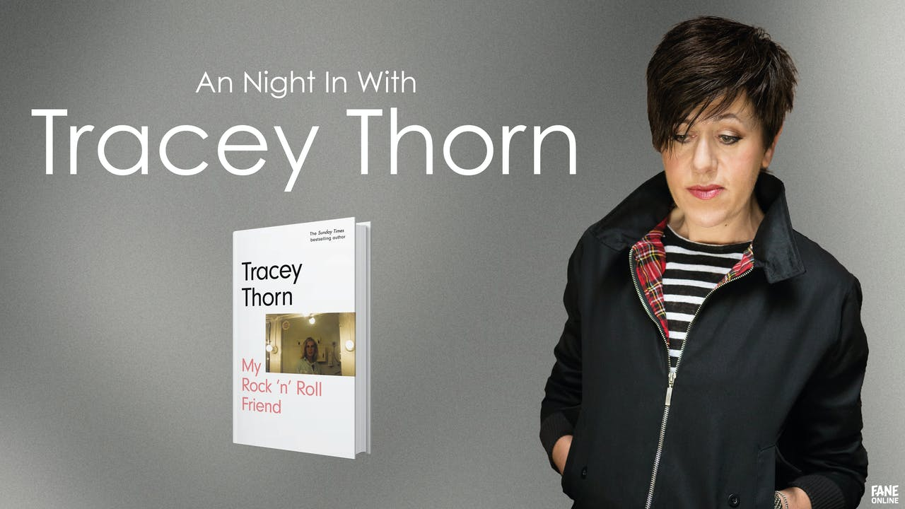 A Night In With Tracey Thorn: 2 Apr 18:30 UK