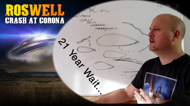 Roswell: Crash at Corona - Interview with Daz Smith