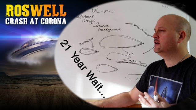 Roswell: Crash at Corona - Interview ...