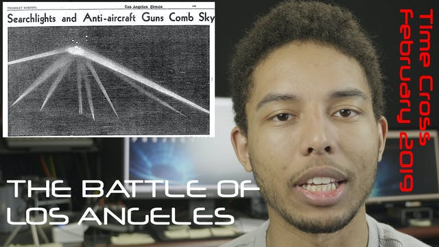 The Battle of Los Angeles: Farsight