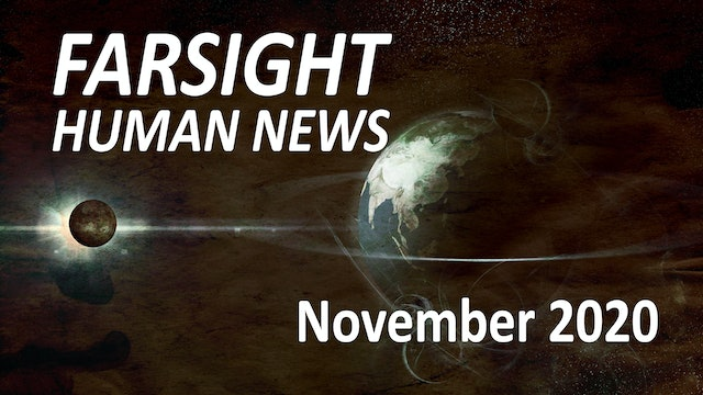 Farsight Human News Forecast: November 2020