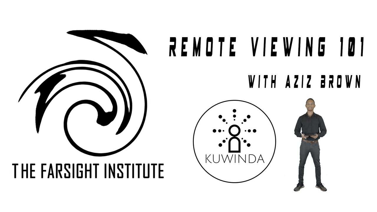 Remote Viewing 101