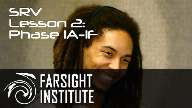 Farsight Advanced SRV Lesson 2: Phase 1A-1F