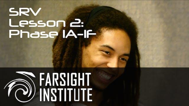 Farsight Advanced SRV Lesson 2: Phase...