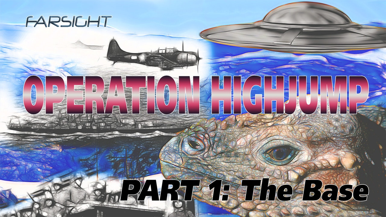 Operation Highjump: Part 1 - The Base