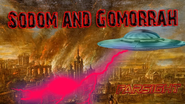 Sodom and Gomorrah: What Really Happened