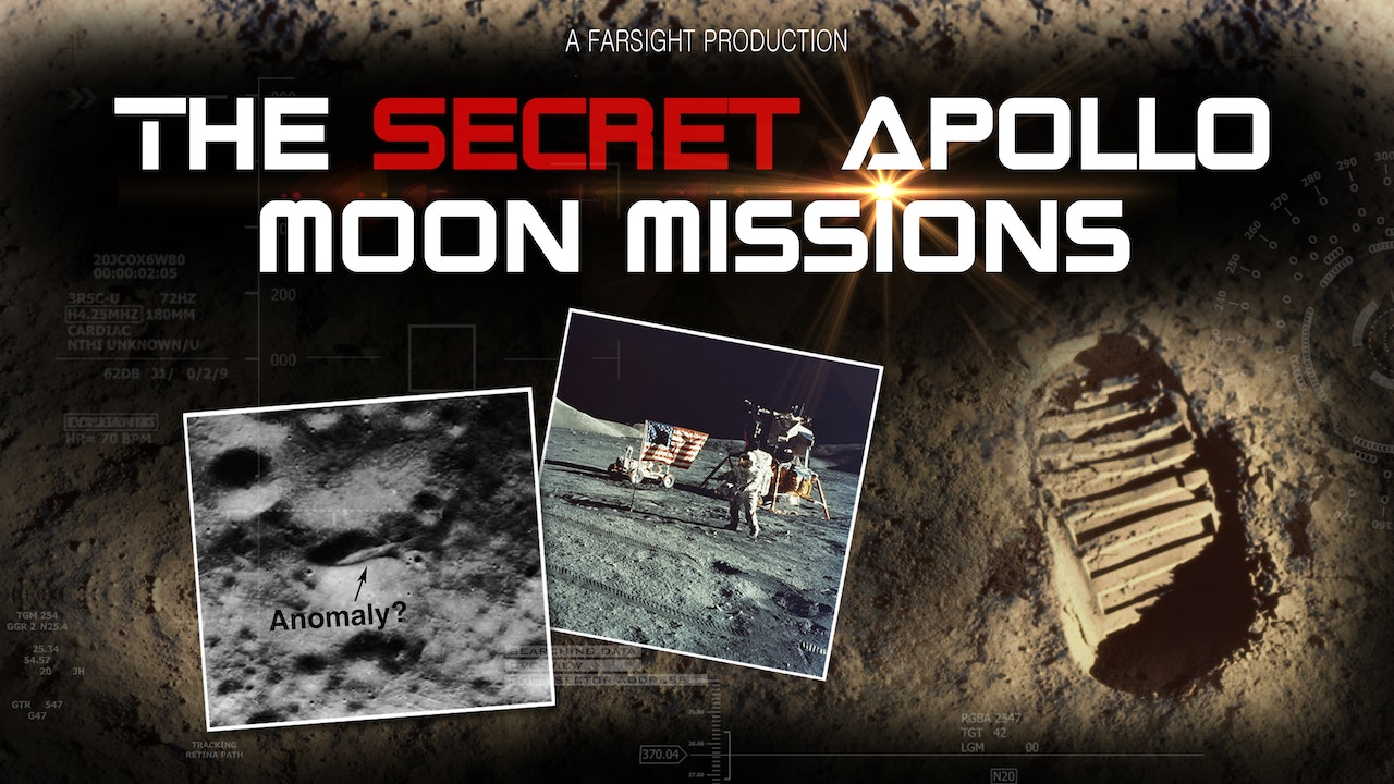 The Secret Apollo Moon Missions