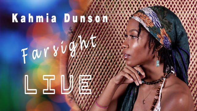 Kahmia Dunson Livestreams