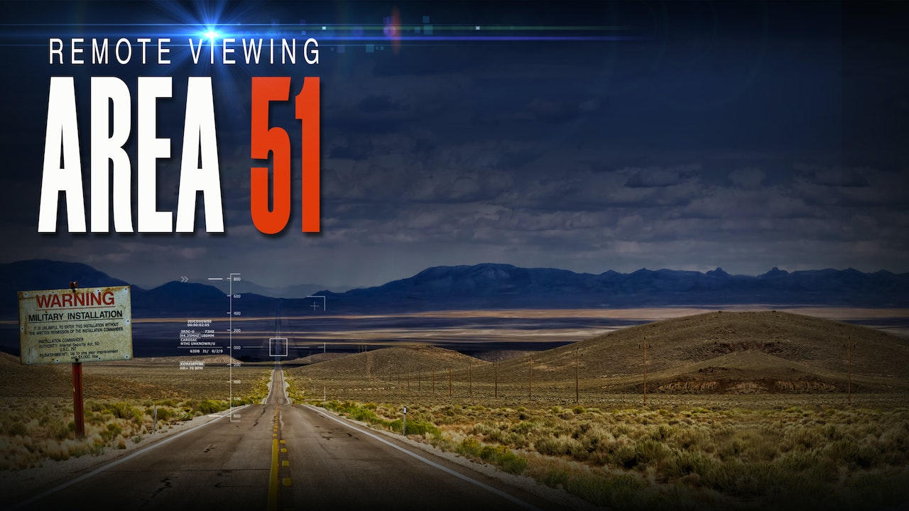 Remote Viewing Area 51: The Secrecy Ends