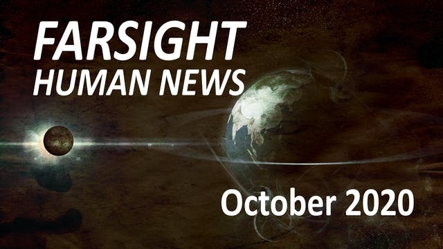 Farsight Human News Forecast: October...