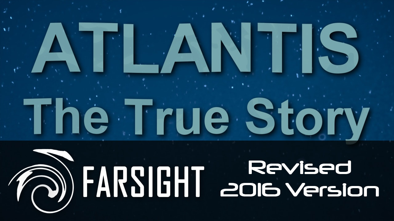 Atlantis: The True Story