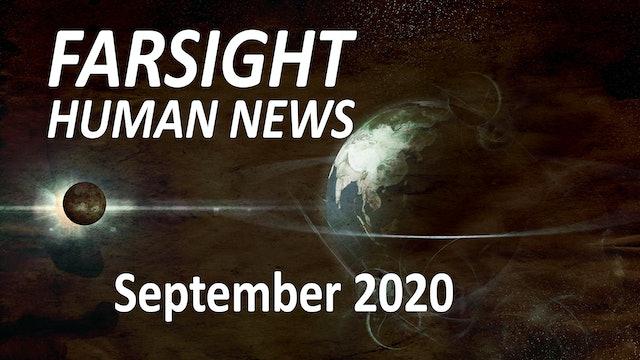 Farsight Human News Forecast: September 2020