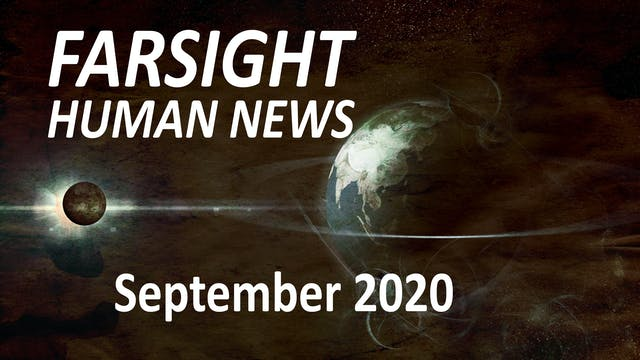 Farsight Human News Forecast: Septemb...