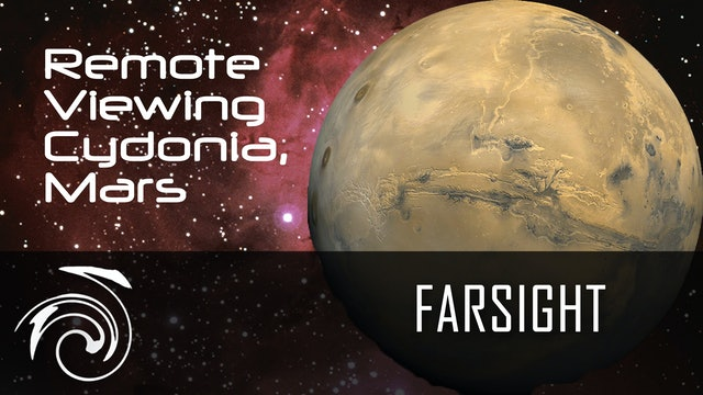 Remote Viewing Cydonia, Mars
