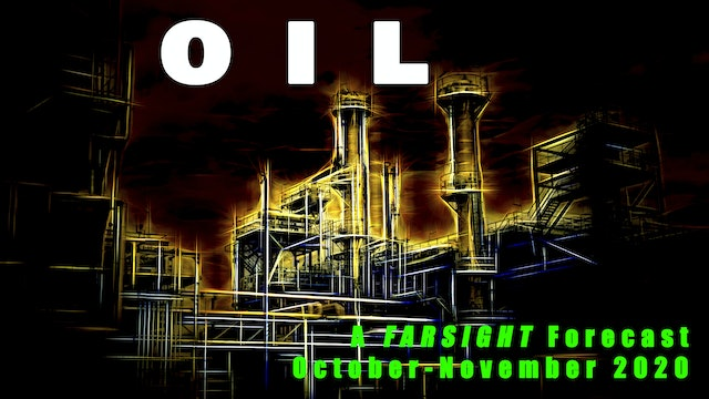 Farsight OIL Forecast: October-November 2020