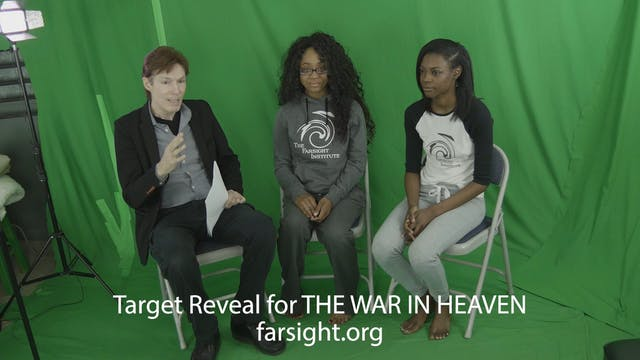 War In Heaven - Target Reveal ... Far...