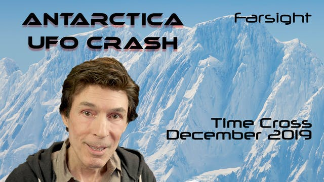 UFO Crash in Antarctica: Farsight