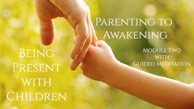 Parenting and the Inner Critic Part Two